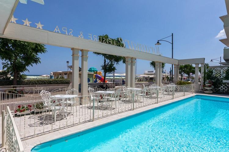 Hotel a Bellaria con ristorante - Hotel Miramare